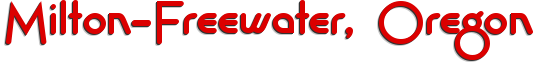 Milton-Freewater business directory logo
